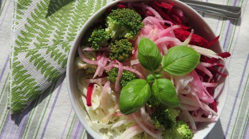 min-diaetists-roedbede-glaskaalssalat-med-spidskaal-og-broccoli-og-urtecreme-thumbnail